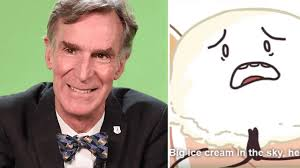 Bill Nye Meme - bill nye made a vanilla shaming cartoon about why gay conversion