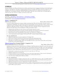 One Year Experience Resume Format For Net Developer Resume Salesforce Developer Resume