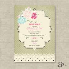 vintage bridal shower invitations bridal shower invitations free printable vintage bridal shower