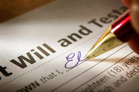 10 steps to writing a will personal finance us news
