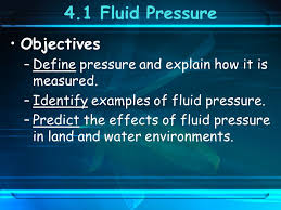 chapter 4 forces in fluids ppt download