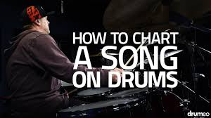 how to chart a song quickly drum lesson drumeo with loop