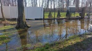 Water Ponding In Backyard What Can I Do About Standing Water In My Backyard Hometalk