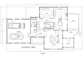 home design beautiful 3 bedroom bungalow house plans for hall