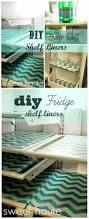 Kitchen Cabinets Liners Fridge Shelf Liners Tutorial Sweet Diy Project For The Home