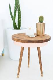 Modern Side Table Diy End Tables That Look Stylish And Unique