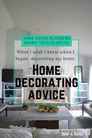 How Decorate My Home How To Get Started Decorating A Home U2022 Our House Now A Home