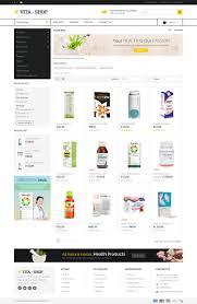 vita shop opencart responsive theme by templatemela themeforest