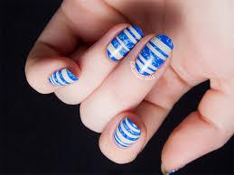25 blue nail art designs u0026 ideas free u0026 premium templates