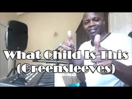 what child is this piano cover greensleeves christmas song