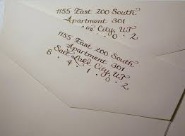return address wedding invitations template best template collection