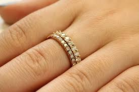 eternity ring finger should i choose a eternity or a half eternity diamond ring
