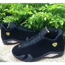 ferrari clothing men nike air jordan 14 ferrari men s shoe black men s clothing women s