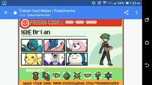 Pokemon Trainer Card Designer My Trainer Card For Sun And Moon Pokémon Amino