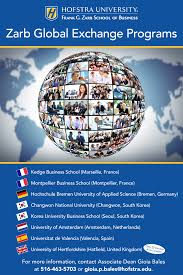 study abroad in summer 2016 with hofstra s zarb school