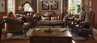 sofa dresden dresden 52095 sofa in brown fabric by acme w options