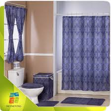 Matching Shower Curtain And Window Curtain Magnificent Matching Shower And Window Curtains And Shower Curtain