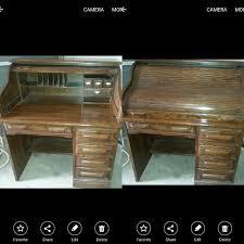 riverside roll top desk find more reduced to 220 oak creek by riverside roll top desk 37