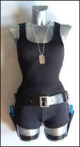 Tomb Raider Halloween Costume Dress Lara Croft Tomb Raider Lara Croft Tomb