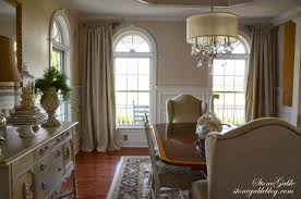 Curtains For Dining Room Ideas by Dining Room Furniture Chandelier Decors Room Dining Awesome