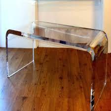 clear acrylic coffee table side table clear acrylic side table coffee tables plastic canada