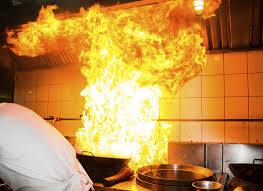 systems and extinguishers for commercial kitchens fireline