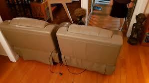 electric recliner chairs armchairs gumtree australia logan