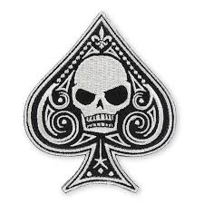 pdw memento mori ace of spades morale patch type 1 patches pvc