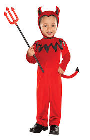 wee little witch costume christy u0027s toddlers devil costume 1 2 years amazon co uk toys
