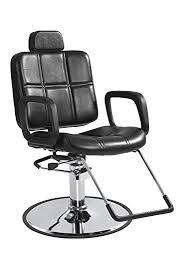 Reclining Salon Chairs Reclining Shoo Styling Hydraulic Barber Chair Hair