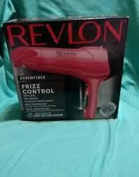 light pink hair dryer revlon essentials frizz control styler hair dryer 1875w ultra