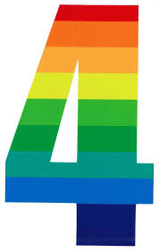 wheelie bin numbers rainbow stickers for house number sulo bin or