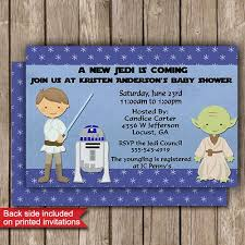 wars baby shower ideas wars baby shower invites baby showers ideas