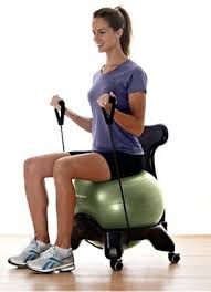 Bounce Ball Chair 22 Best Exercise Ball Office Chair Images On Pinterest Ball