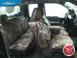 Ford F250 Truck Cover - browning camo seat covers for ford 2005 trucks interior camo