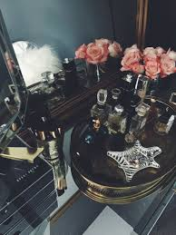 How To Make A Bedroom Vanity A Peek Inside My Bedroom Dressing Up My Vanity U2014 The Decorista