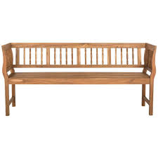 Outdoor Furniture Wood Wood Outdoor Benches Patio Chairs The Home Depot