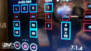 home theater preamp processor cedia 2015 acurus highlights its act 4 preamp processor for