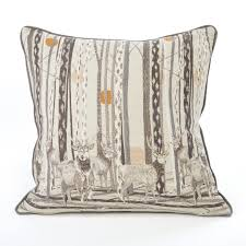 Stag Cushions Stag Cushion X Polly Bell I Kobi U0026 Teal