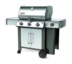 Backyard Grill Wireless Thermometer by Weber 61004001 Genesis Ii Lx S 340 Liquid Propane Grill The