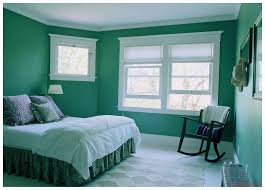 amusing bedroom color scheme ideas come with green wall paint