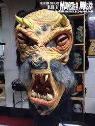 Halloween Monster Masks by Haunted Eve S Halloween Blog Mask Enhancements Gargoyle Mask