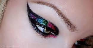 eyeliner tattoo violent eyes monroe misfit makeup beauty blog review violent eyes glitteratti
