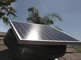 solar attic vent fan solar attic fans phoenix valleywide installation elite solar