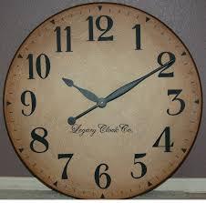 Silent Wall Clock Large Cheap Wall Clock 1pcs 125inch Home Decoration Large Wall