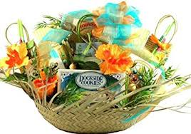 themed gift baskets tropical themed gourmet gift basket size large