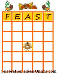 the 25 best thanksgiving bingo ideas on printable