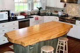 Kitchen Island Tops Kitchen Island Tops Maple Custom Wood Butcher Block Kitchen