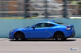 subaru brz racing subaru u0027s fastest tested on track brz 2016 wrx sti driven