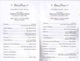 church programs templates church program template ideas entry level resume